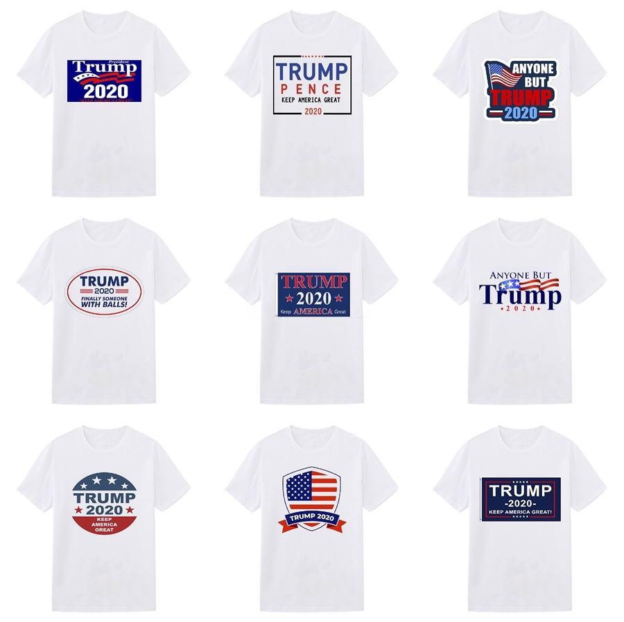 Yaz Erkekler Tasarımcı Gömlek Vip1Boss Marka Gömlek Moda Erkekler Kadınlar Lüks Fransa Paris Marka Kısa Kollu Pamuk Trump Tişört En Tee # 35