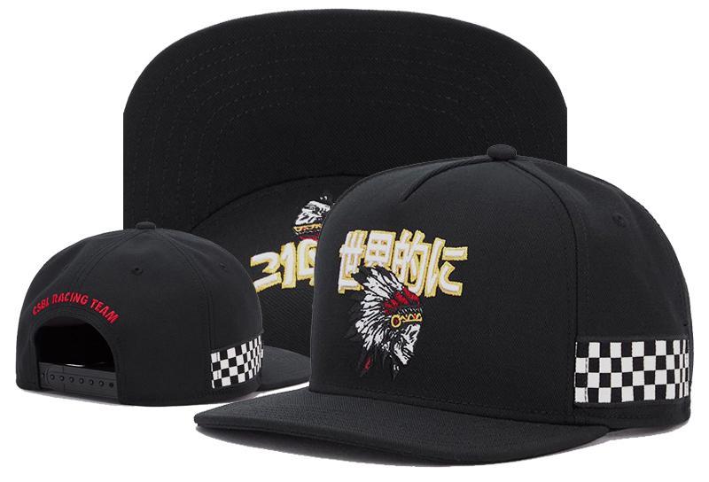 Tasarım Snapbacks Şapka Cayler Sons Hip Hop moda Snapbacks ayarlanabilir Şapka Erkekler Kapaklar Kadın Topu Kapaklar HiP Hop Yan siyah ve beyaz kareler