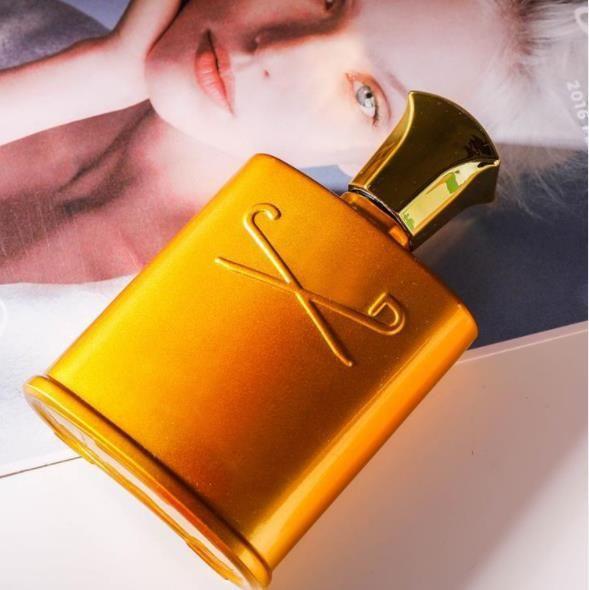 GOLD Creed Faith Perfume Imperial Millesime Millennium Empire King's Perfume 100ml Men's Eau de Toilette 3.33oz CZ172
