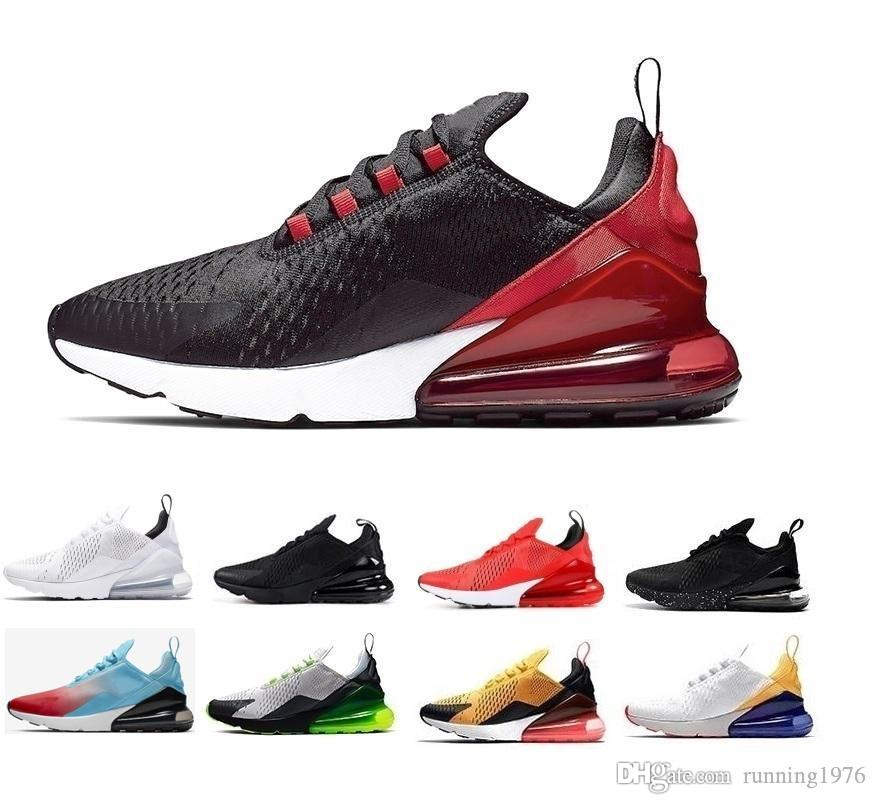 2020 mens designer shoes men women casual air cushion black white gray blue tiger oliver dress chaussures zapatos sports sneakers US5.5-11