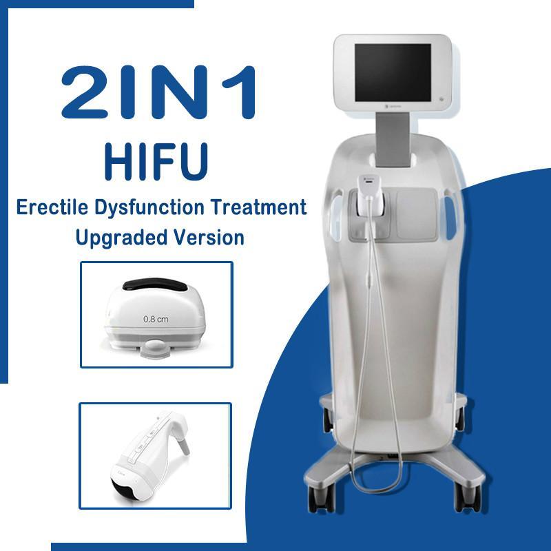 Focalizado de alta intensidad HIFU máquina de belleza Liposonix nueva pérdida de grasa de la cara del diseño de elevación que adelgaza la máquina de ultrasonido HIFU