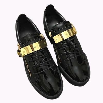De Cordones Hebilla Hombre Simple Compre Negro Hoja Zapatos Con FwxvRTa1q