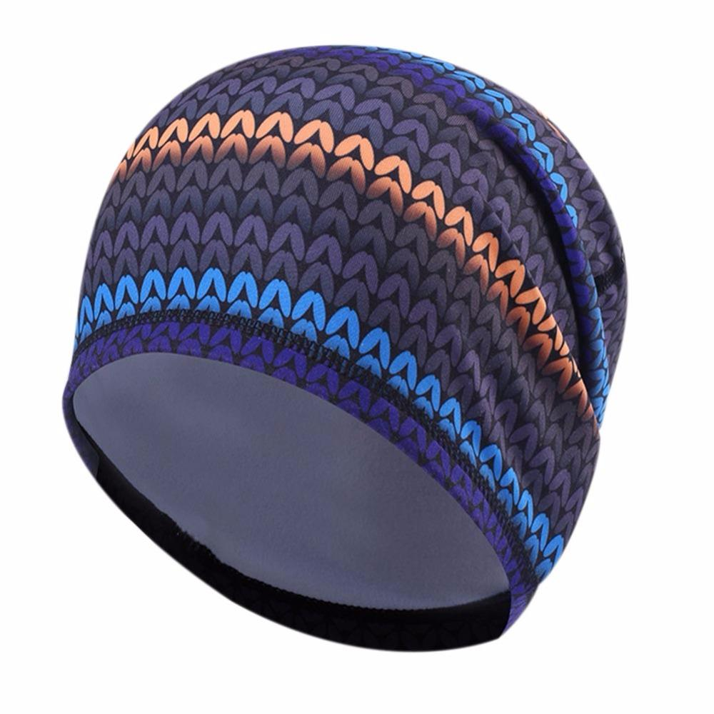 Running Caps Running Caps Bike Fleece Hats For Men Windproof Sport Cycling Bicycle Breathable Cap Bicycle Riding Headband