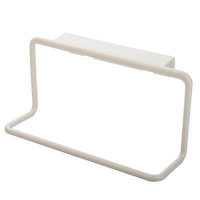 Вешалка для полотенец висит держатель организатор ванная комната кухонный шкаф шкаф вешалка задняя дверь вешалки падение EEA1382-5