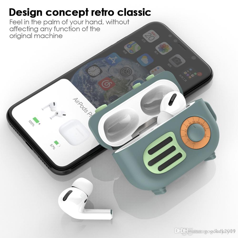 2020 For Airpods Case Airpods Pro 2 1 Case New Wireless Bluetooth