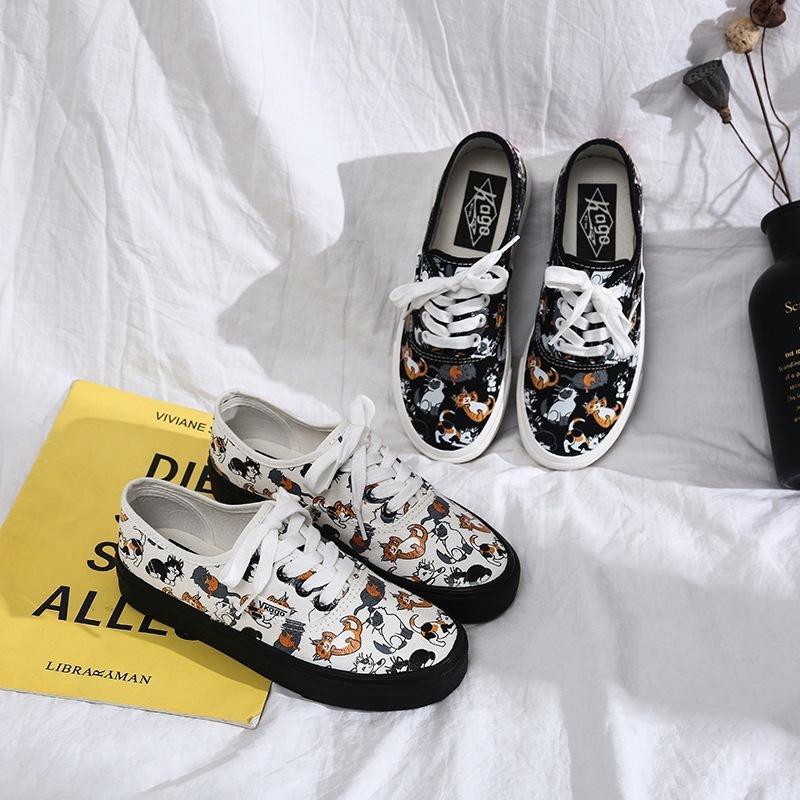 New Ulzzang Fashion Sneakers Women
