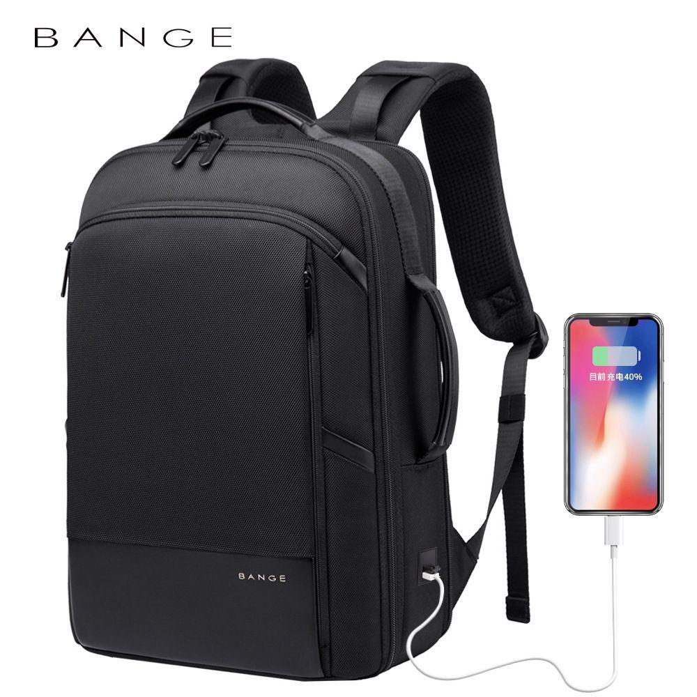 2020 новый класс песня высокого класса Бизнес компьютер рюкзак USB зарядное устройство Сумка мужская путешествия большой емкости рюкзак
