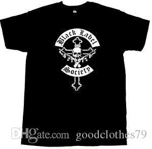 BLACK LABEL SOCIETY Crucifix T-shirt Los Angeles Heavy Metal T Adulte S 2XL Nouveau
