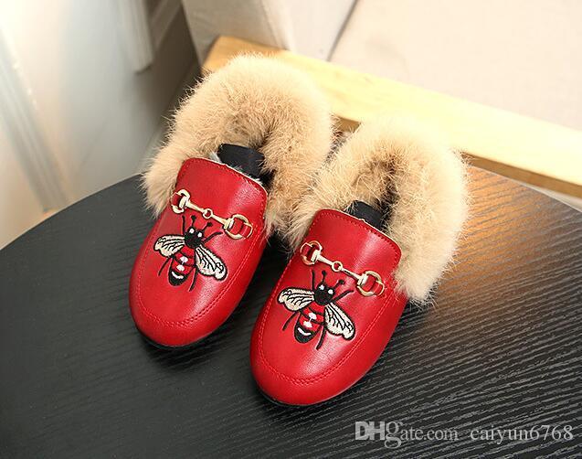 اطفال طفل بنات أحذية أزياء الأطفال الطفل القطيفة المخملية متعطل أحذية أحذية بنات الأميرة حزب المخملية المطرزة الأحذية الجلدية
