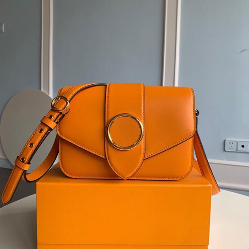 Şeker torbası Aynı büyüklükteki oranı PONT 9 Omuz çanta kopya Moda Messenger çanta En kaliteli kadın cüzdan Gerçek deri Çapraz ceset torbaları withbox B043