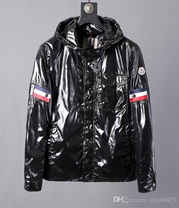 2019windbreaker mens jacket mens designer giacche primavera e autunno periodo e la doppia giacca per il tempo libero cappotto giacche menswear51
