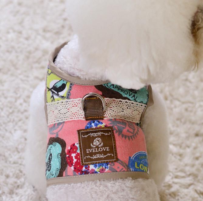 Dernière petite laisse de chien, 8 styles de vêtements à choisir, 4 tailles propices à tous les petits colliers de laisse pour animaux de compagnie, livraison gratuite