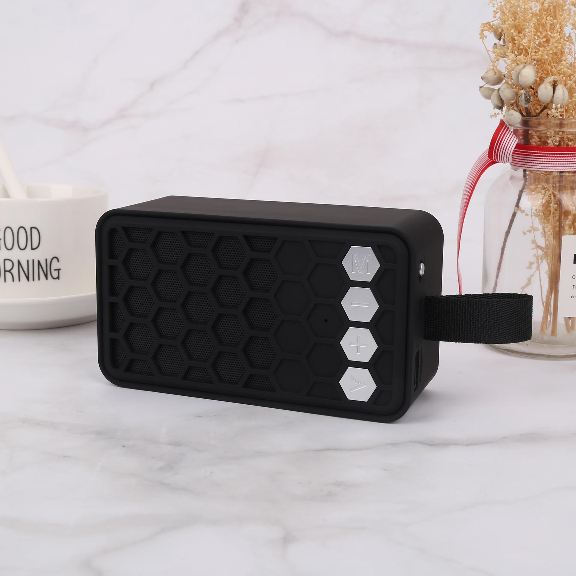 Bluetooth 5.0 Mini Wireless Speaker HDY-G12 Portable Stereo Speakers Handsfree for iPhone Android Phone Xiaomi TF USB Music Player FM