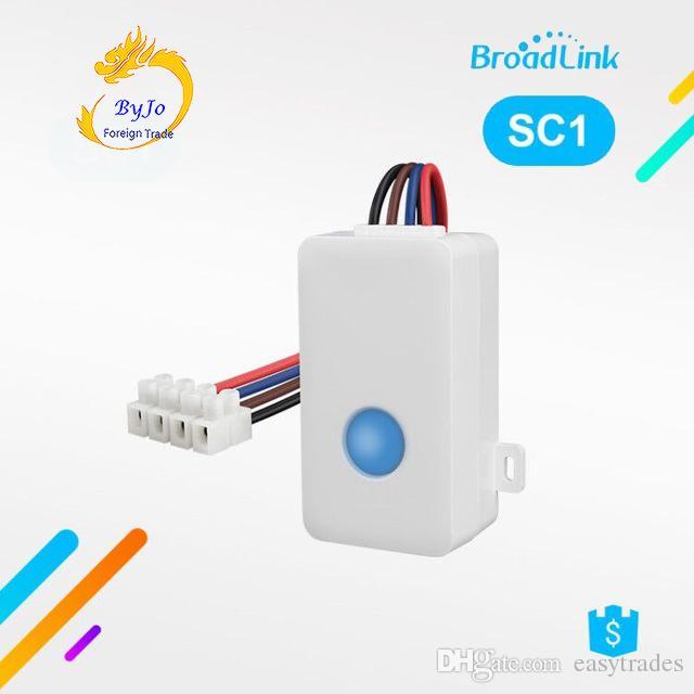 Broadlink SC1 التبديل الذكية واي فاي APP 2.4 غيغاهرتز مربع التحكم توقيت Draadloze Afstandsbediening 2500 W Ondersteuning iOS 7.0 / Android