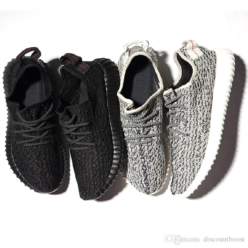 2020 beste Qualität kanye west V1 Pirate Black Turtle Dove Moonrock Oxford Static Schwarz Reflective Männer Frauen Schuhe sports Turnschuhe laufen
