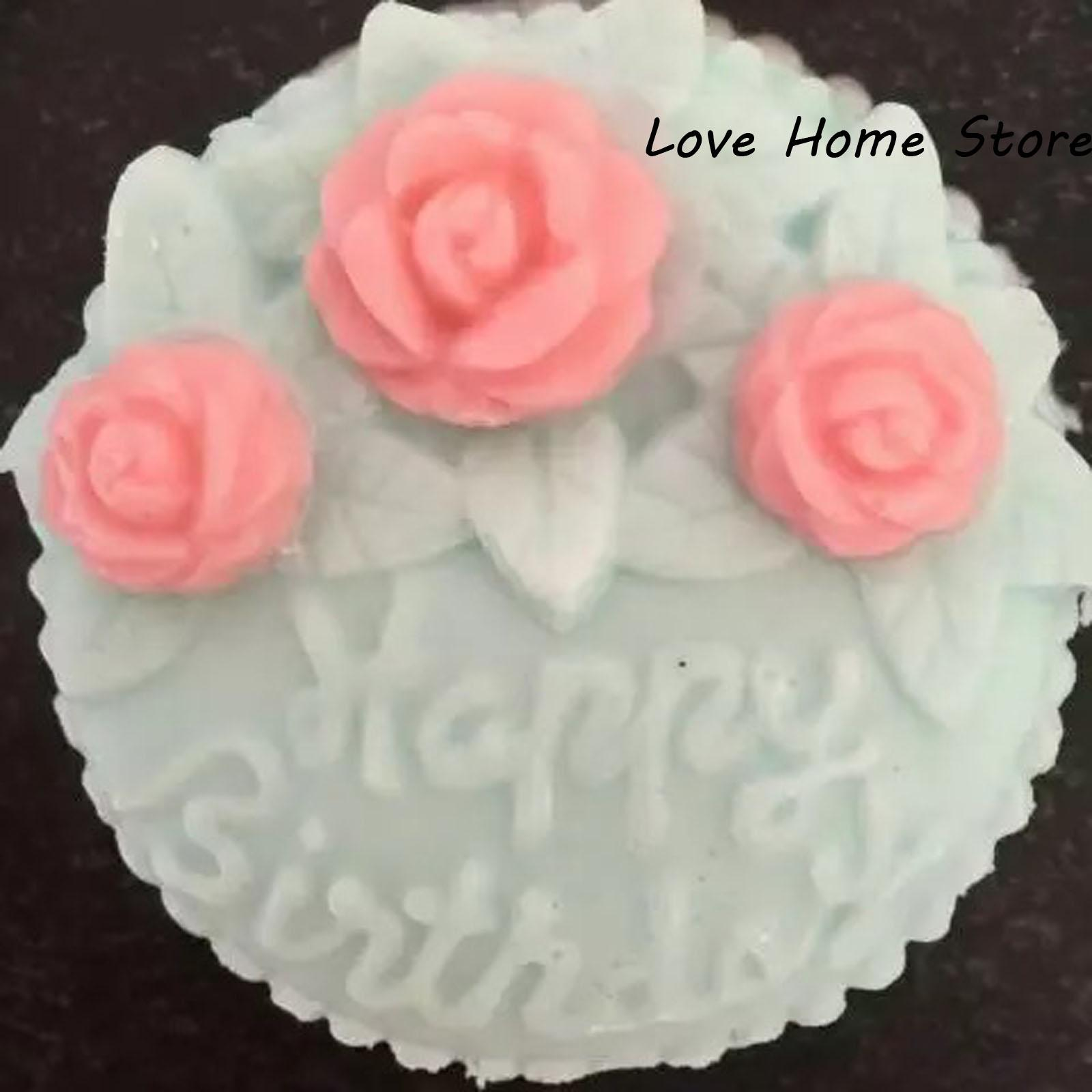 Strange 2020 Birthday Cake Design Silicone Cake Mold 3D Sugarcraft Jelly Personalised Birthday Cards Sponlily Jamesorg