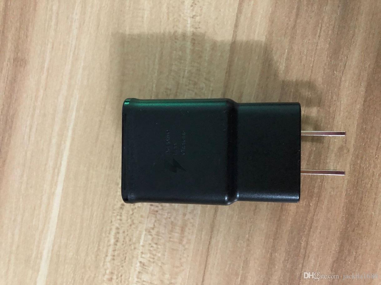DHL شحن سريع التكيف الجدار شاحن 5V 2A USB الجدار شاحن محول الطاقة للحصول على سامسونج غالاكسي S6 S8 S10 ملاحظة 10 هتك الروبوت الهاتف