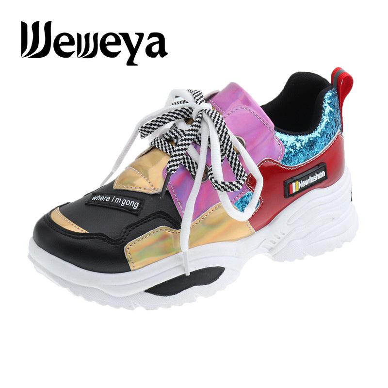 42 PU High Heels Sport Shoes Lace