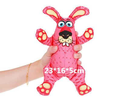 dog toys squeaking high quality pet products Rabbit Plush Dog Toy Puppy Talking Toys Poodle Peluche Funny Pet Products BB50DT