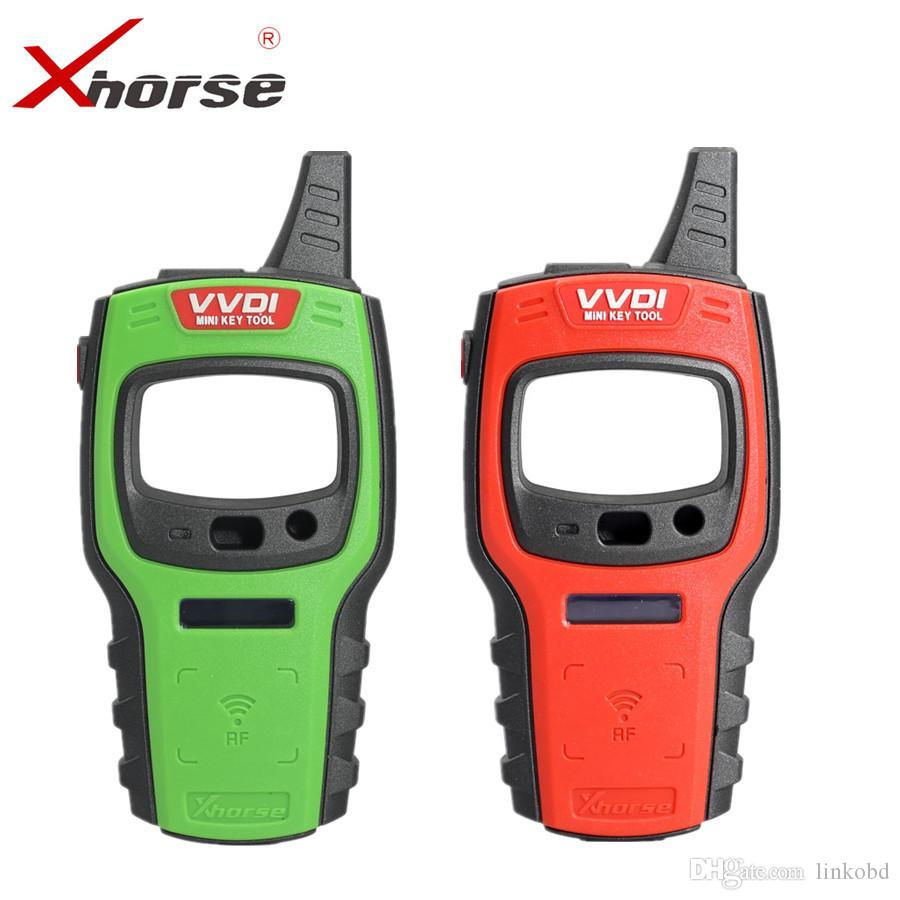 Xhorse Mini VVDI-Schlüssel-Werkzeug Remote-Schlüssel-Programmierer VVDI VAG Auto Transponder-Schlüssel-Generator-Programmierer Unterstützung IOS / Android Kostenlos 96bit 48-Clone