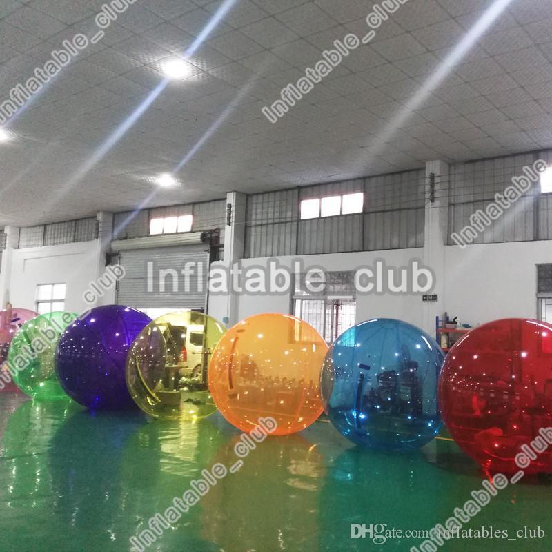الشحن مجانا نفخ لعبة الكرة جودة عالية نفخ المياه المشي الكرة للناس داخل مصنع الجملة بكرة الماء الكرة لبركة