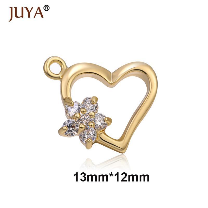3//10pcs Vintage Style Exquisite Hollow Connector Charm Pendant Necklace Jewelry