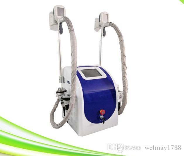Spa salon serin teknoloji taşınabilir yağ donma criolipolisis makinesi cryolipolysis zayıflama makinesi