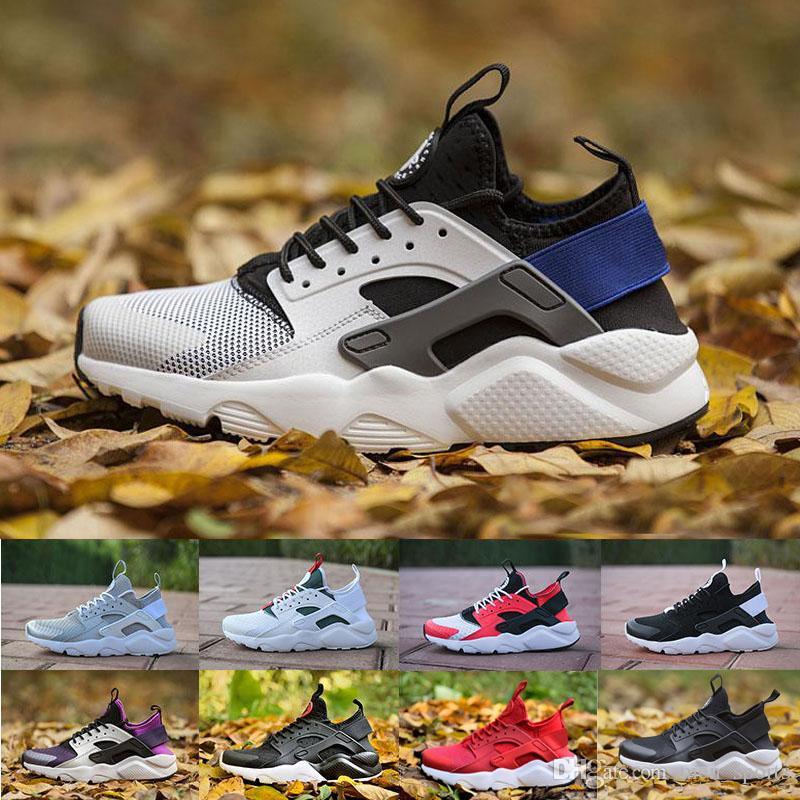 Nike air huarache yeni ucuz Kalite Erkekler Klasik Avenue 803 Teslim Oz Chaussures Femme Koşu Ayakkabıları Spor Eğitmeni Tenis Yastık Sneakers boyutu 40-46