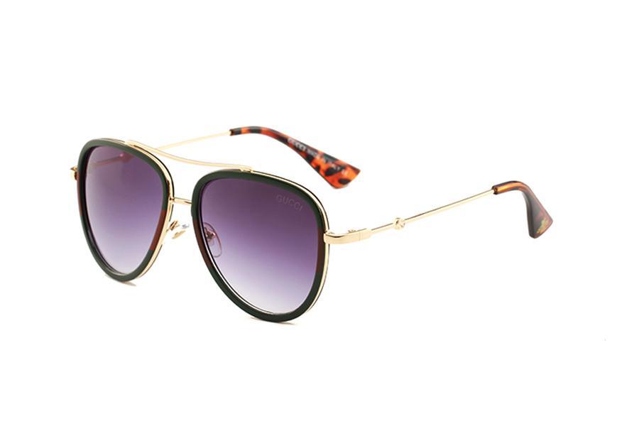 2020 nuevo retro gafas de sol de espejo gótico del steampunk del leopardo de las señoras gafas de sol de las gafas de protección UV de los hombres redondos del círculo