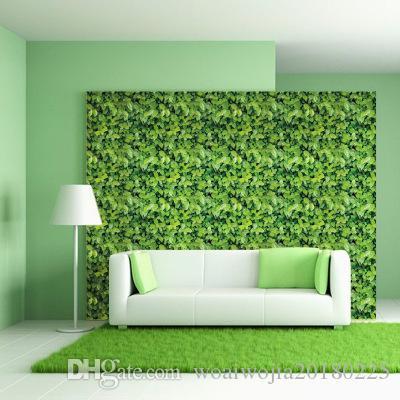 20190623 Simulated Grassland Background Wallpaper Pintura Favorável ao Meio Ambiente