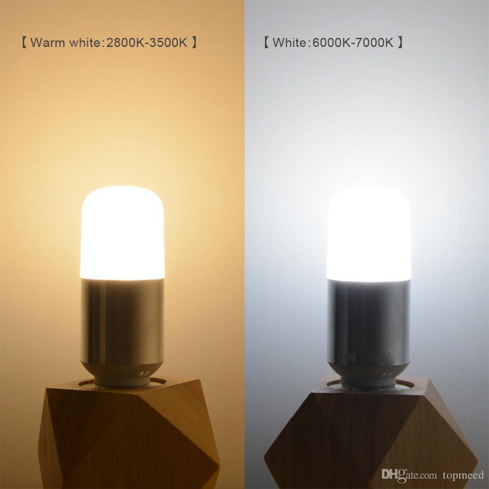 NEW LED مصباح 220V 110V LED لمبة E27 E14 برنامج التشغيل الحالي ثابت الصمام ضوء لمبات 5W 7W 9W شمعة الجدول مصباح الثريا الإضاءة