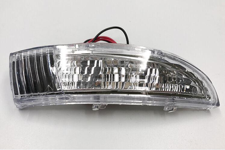 Pour CAPQX Great Wall Voleex C30 C20R haute qualité LED Miroir côté Rearview Tourner la lumière Vue arrière Feu de signalisation Feu clignotant