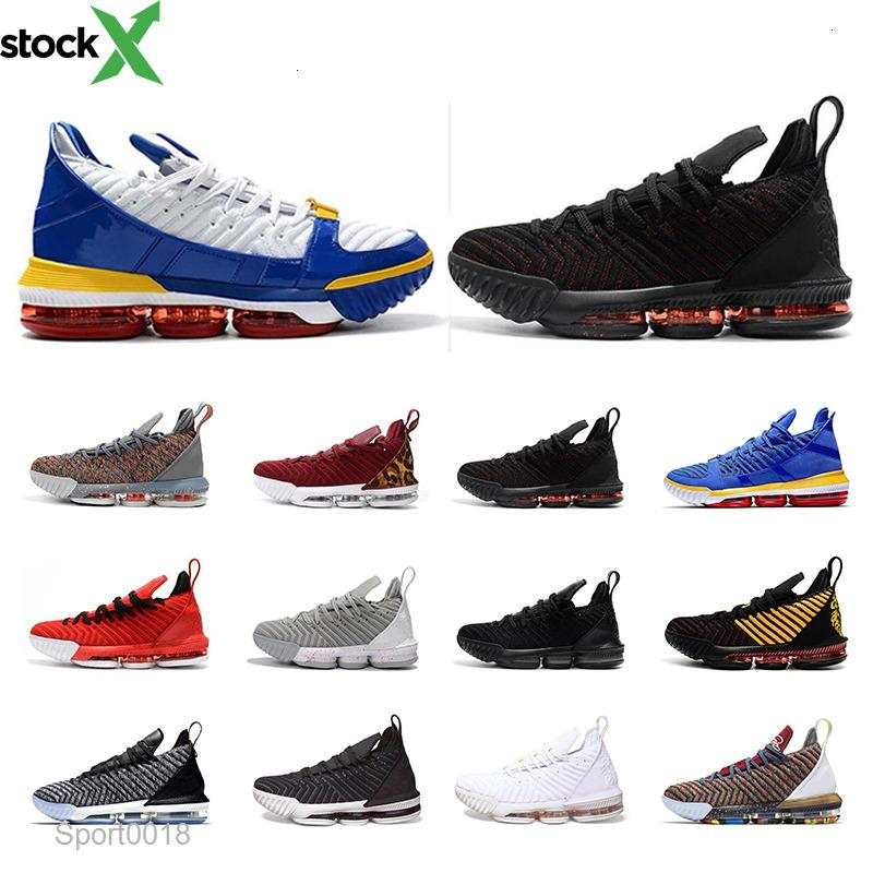 Hot sale 16s basketball shoes 2019 men women running shoes 16 Top quality Anthletic sports breathable sneakers mens trainers