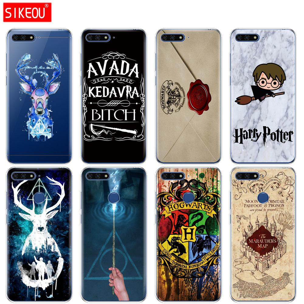 coque huawei y5 ii harry potter
