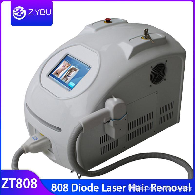 5 anos de garantia !!! Os bons efeitos de alta qualidade profissionais Painfree a remoção permanente do cabelo 808nm fazem sob medida máquinas da remoção do cabelo do laser