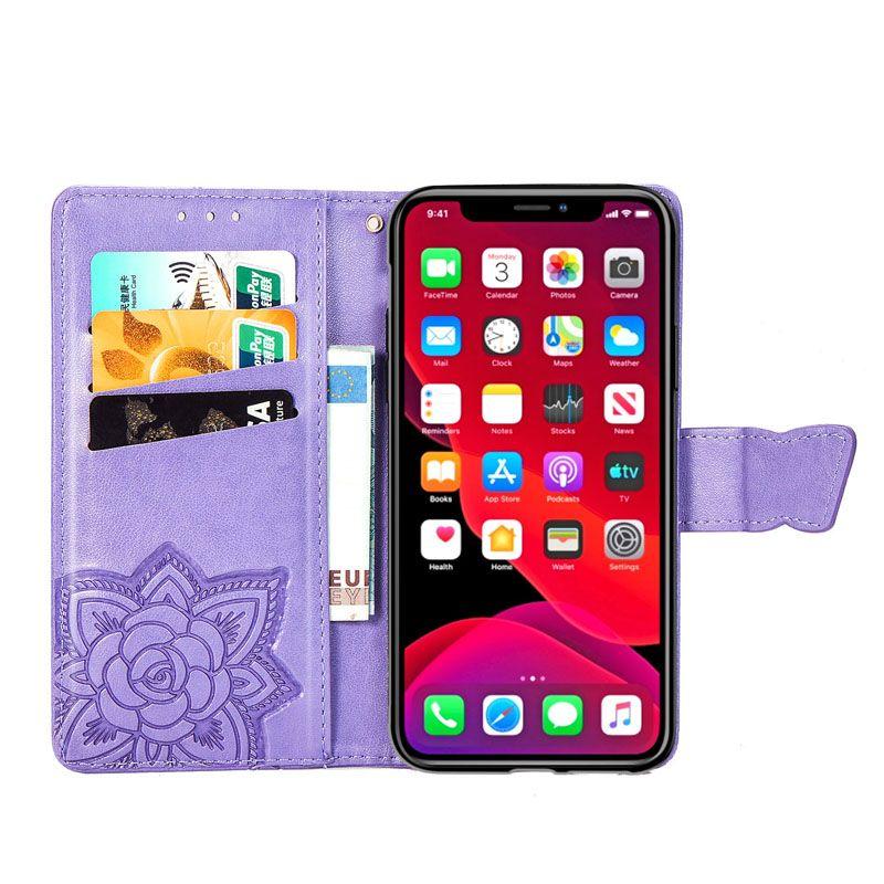 아이폰에 대한 PU 가죽 케이스 (11) 프로 맥스 X가 최대 XR X 지갑 카드 케이스 아이폰 6 6S 7 8 플러스 커버를위한