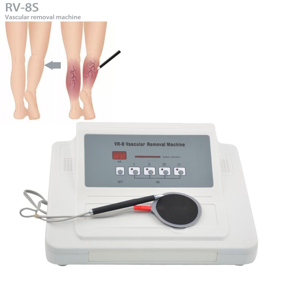 Ad alta frequenza rf ago vene rimozione dei vasi sanguigni rosso ragno Togliere bellezza apparecchiatura del salone di rimozione vascolare