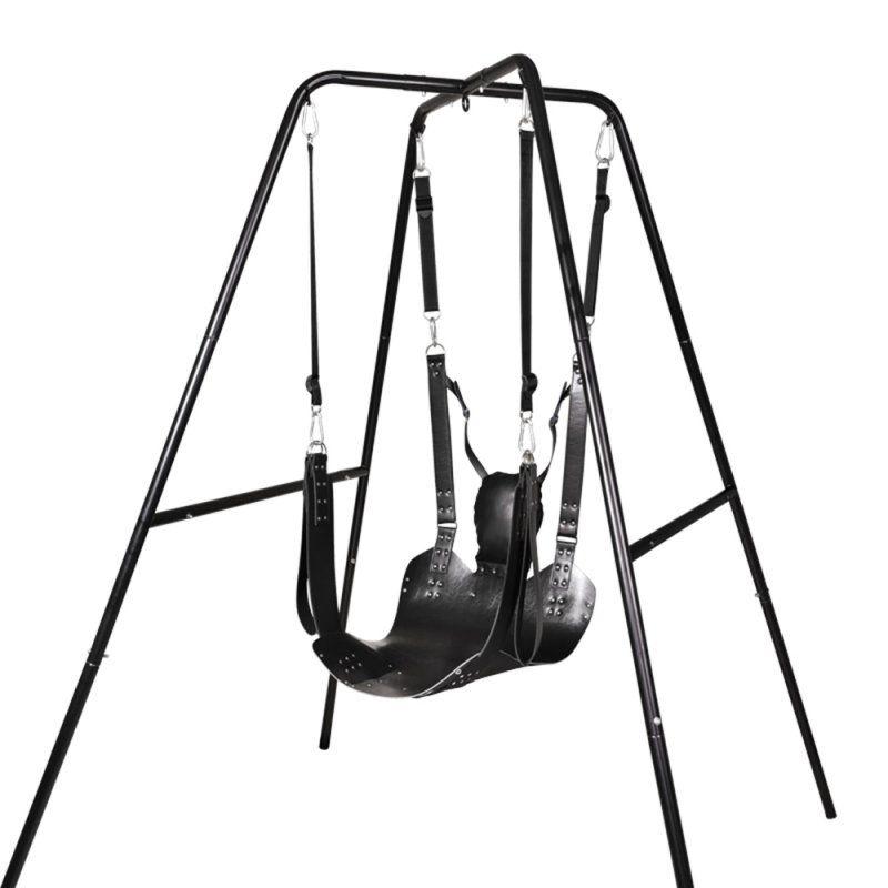 Флирт основные секс мебель качество кожа железная трубка слинг секс гамак кожа кровать гамак бондаж гамак для пар