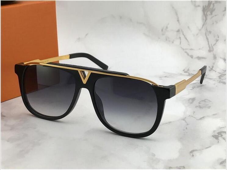 occhiali da sole firmati per occhiali da sole degli uomini per i vetri le donne gli uomini di sole donne il progettista del mens occhiali da sole da uomo oculos de UV400 lente 0937