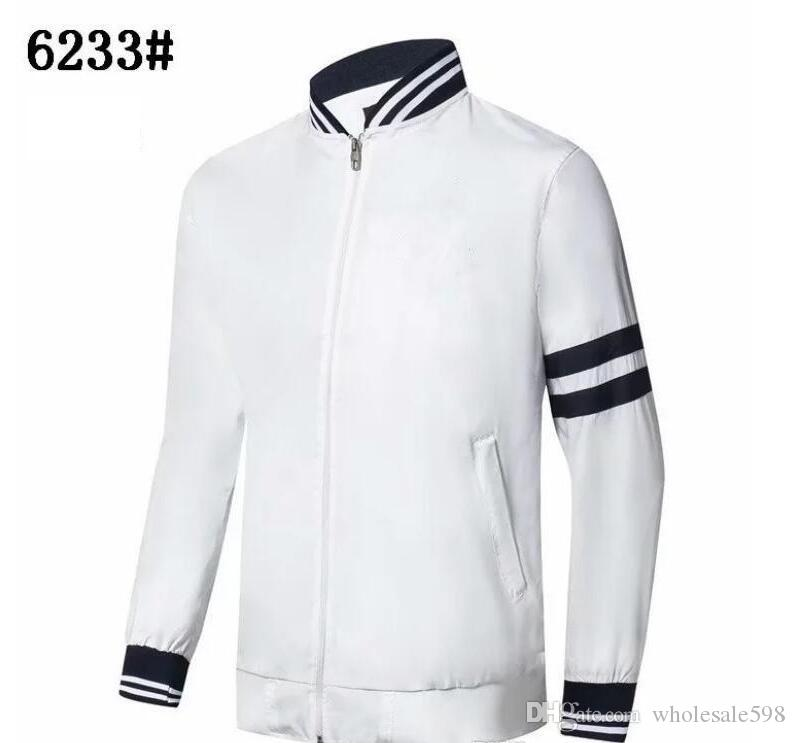 2020 primavera nuevo color del collar del soporte de alta calidad de la chaqueta de los hombres de color sólido ocasional juego de la chaqueta de los hombres sueltos