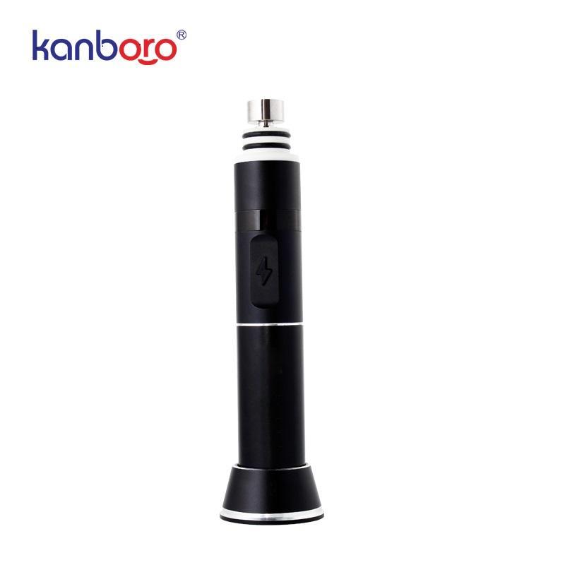 2021 Kanboro Ecube Boost ERIG Dabado Vape Kuru Herb Vape Kalem Balmumu Buharlaştırıcı Dr.Dabber Tedarikçisi Tırnak Cihazı Taşınabilir Buhar Kiti Dab Rigs Cihazı