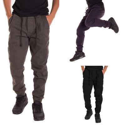 Fashion Men Casual Joggers Tanzsportwear Baggy Harem-lange Hosen Snacks Hosen Jogginghose Herbst