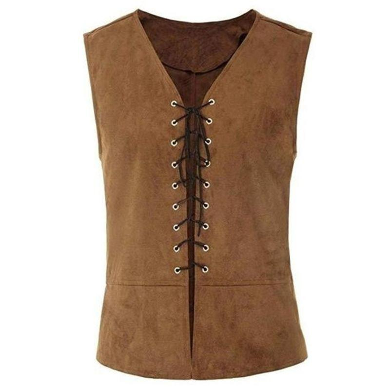 Renaissance Long length Cotton Vest in 4 colors and Sizes now up to 5XL.