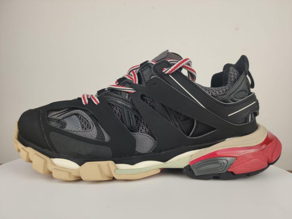 Paris 17fw Fashion Luxury Дизайнерская обувь Тройной Mens Женщины Повседневная обувь Трек 3,0 Кроссовки Espadrilles Открытый обуви De Sport Pour Homme c7