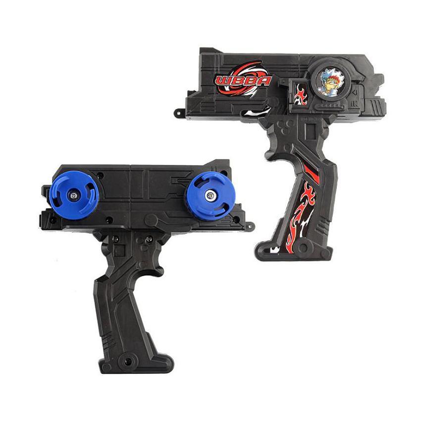 Beyblade Fusion Spielzeug zum Verkauf Beyblades Spinning Set, Bey Blade-Spielzeug mit Dual-Launchers, Hand Spinner Metall Tops Y200428