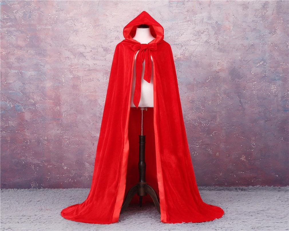 Pau Multicolor Cape Casaco de Casamento de Veludo Veste Robe Elegante Partido Traje Noiva Noiva ao ar livre