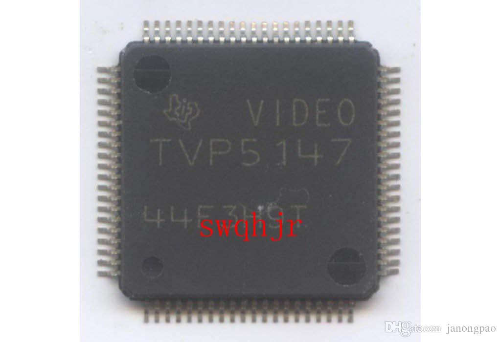 2pcs TVP5147 TV signal processing chip