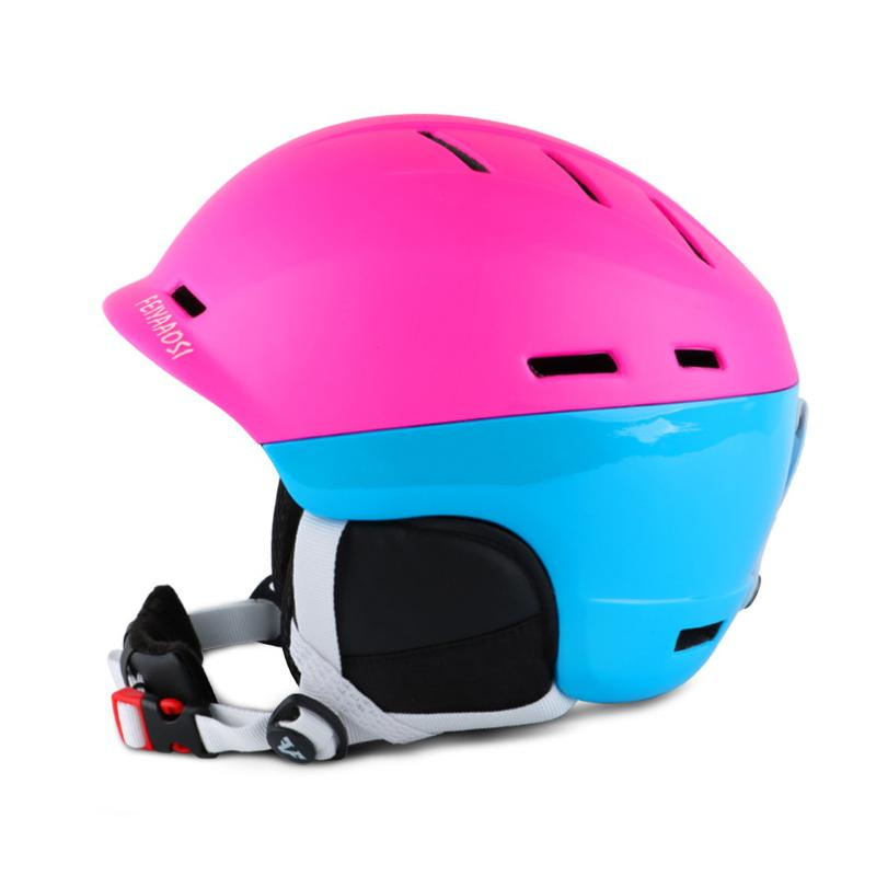 Лыжный шлем для взрослых Комплексная Ультра Женщины Мужчины Снег касок Спорт на открытом воздухе Скейтборд Сноуборд Каско