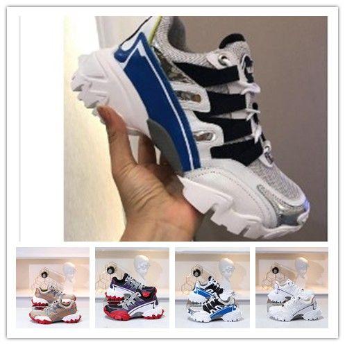 cuoio casuale uomini caldi delle nuove signore di pattini a corsa progettista scarpe casual 35-45 1y15 maglia