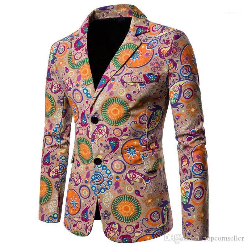 Color de la solapa del cuello solo pecho Homme Coats Moda Casual Male chaqueta para hombre otoño invierno traje de lino diseñador más el tamaño de múltiples